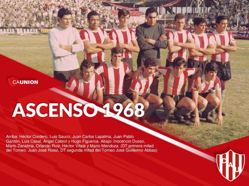 ascenso 1968 2
