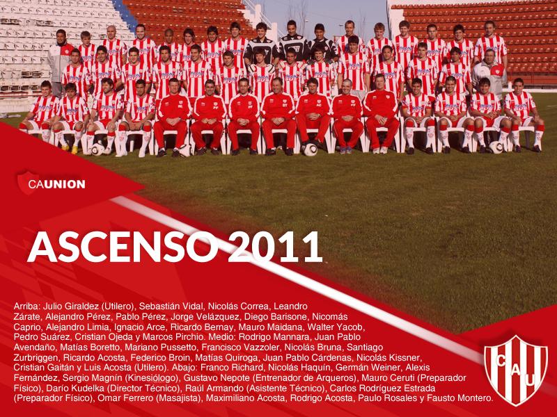 ascenso 2011 2