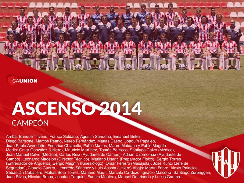 ascenso 2014 2
