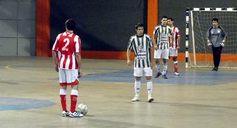 Futsal: victoria ante Colón de San Justo