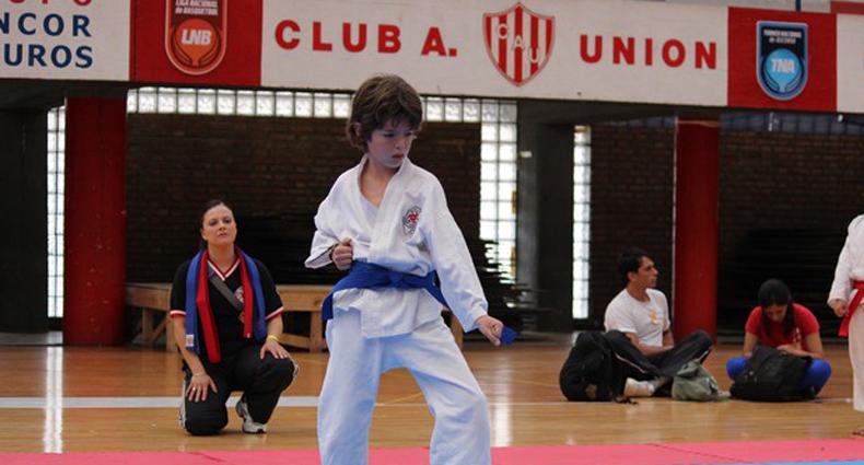 El Karate de Unión en pleno crecimiento