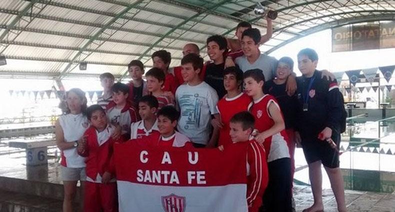 Natación: 2do puesto en Córdoba