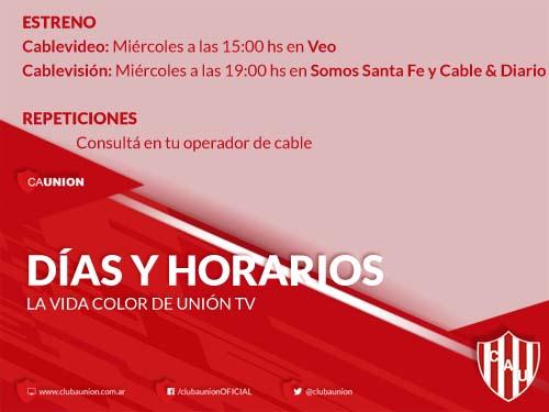 horarios tv