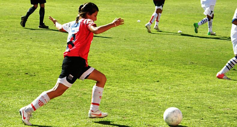 Pruebas de Fútbol Femenino