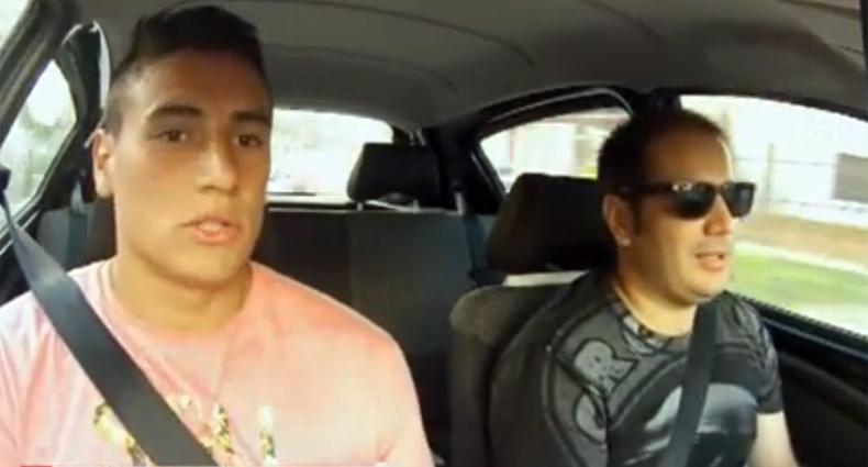 LVCU TV » Huracán, Martínez e info Institucional