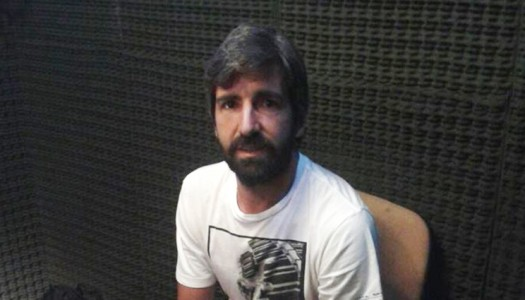 Diego Villar en LVCU Radio