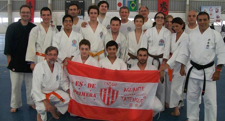 El Karate presente en Seminario Internacional
