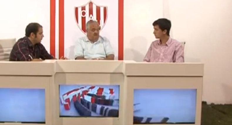 LVCU TV » Américo Gimenez, Raúl Lozada y Chicago