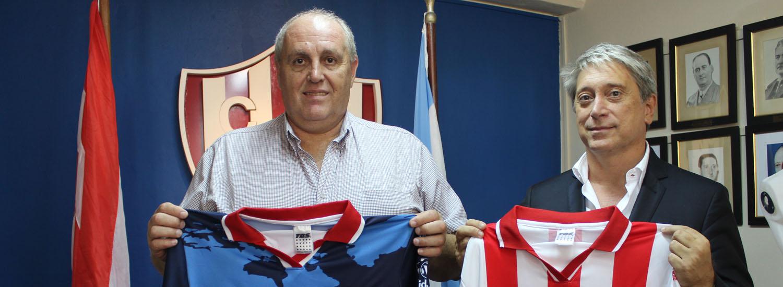 OSPAT, nuevo Sponsor del Club Atlético Unión