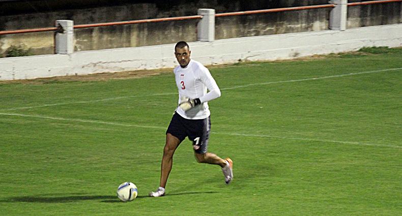 Hizo fútbol ante Belgrano de Sa Pereira