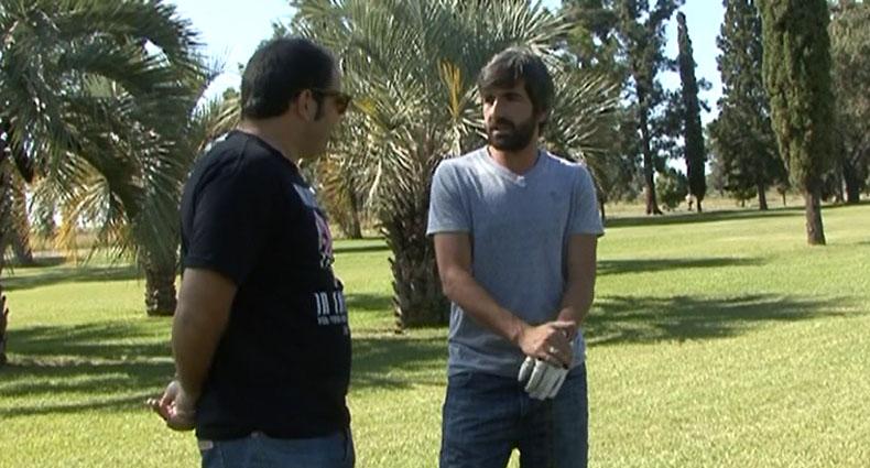 LVCU TV » Diego Villar, Vélez e Inferiores