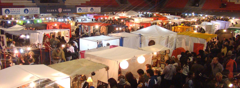 La Feria Nacional de Artesanos abre sus puertas