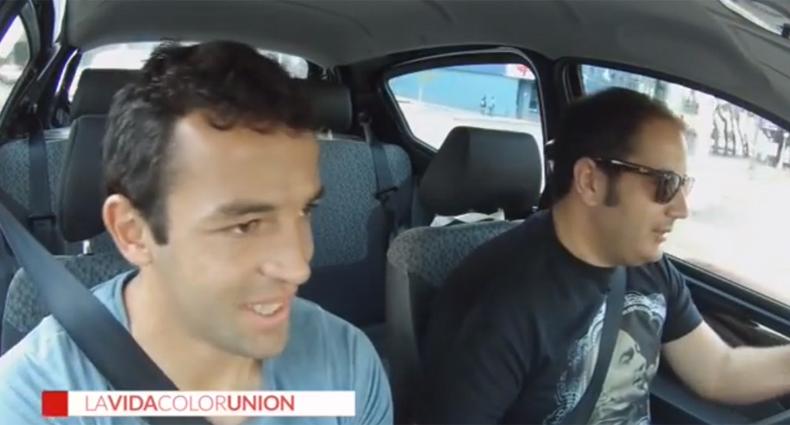 La Vida Color de Unión TV: Gamba, Grassi retro, Humoller DT