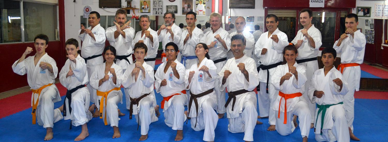 El Karate tatengue cumple 10 años