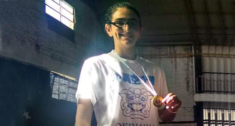 Karateca tatengue campeona provincial
