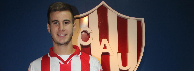 Facundo Castro, jugador de Unión