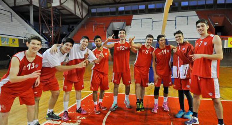 Se juega el Argentino de Clubes U19 en Unión