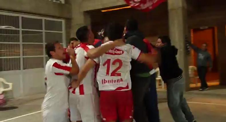 Futsal: Unión se quedó con el clásico