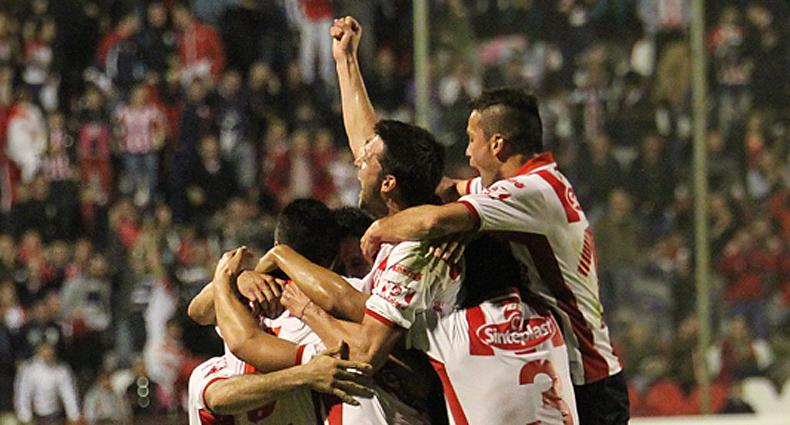 Galería de imágenes » Unión 1-1 San Lorenzo