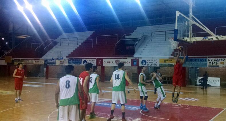 basquet u 19 argentino