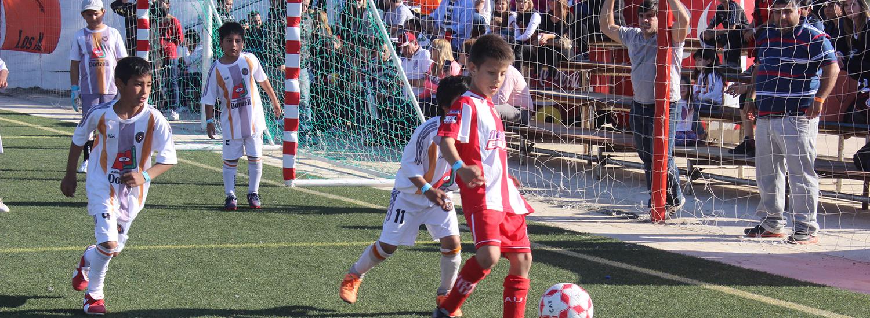 Se viene una nueva edición del Torneo Nacional de Fútbol Infantil