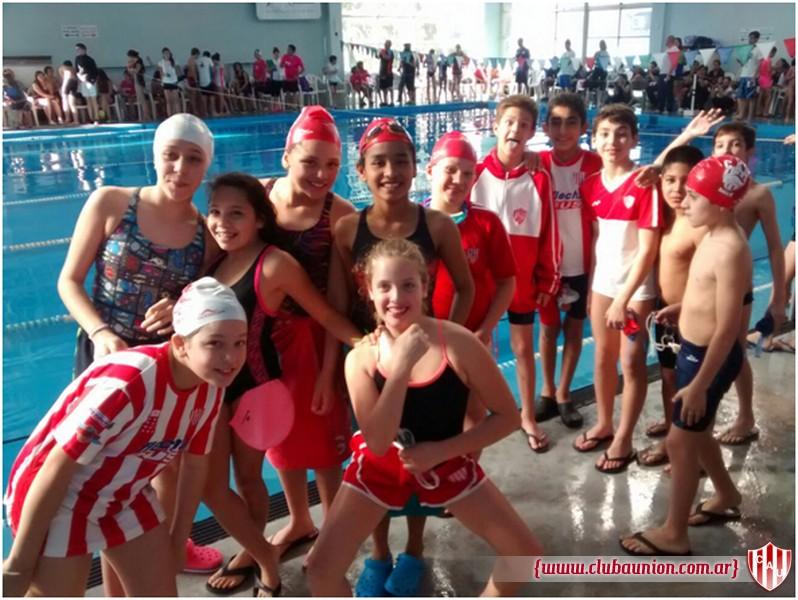 La natación tatengue da qué hablar