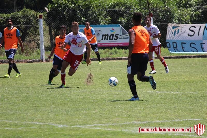 Pretemporada Día 4 - amistoso vs Atl Tucumpan 01