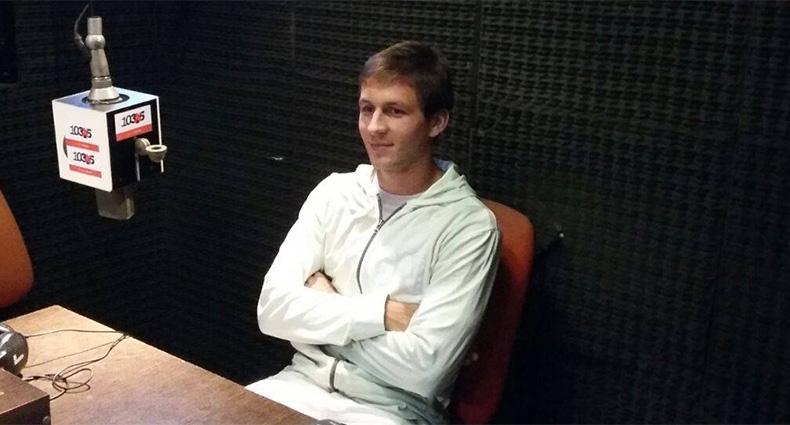 Soldano en LVCU Radio: «Era 'el partido' para seguir adelante»