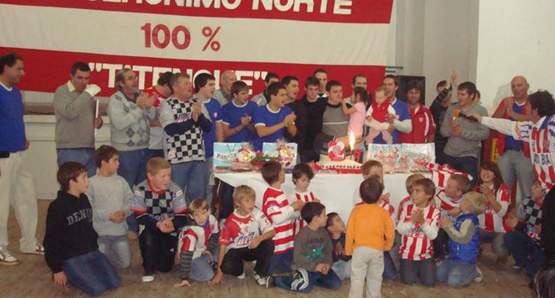 La Filial de San Jerónimo Norte festeja sus 10 años