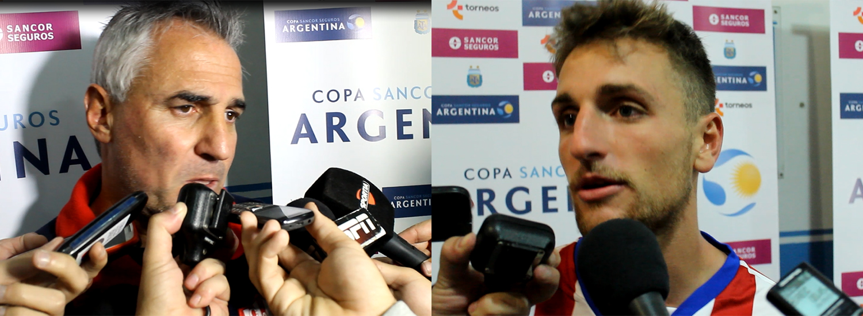 Voces protagonistas del pase a 16vos en Copa Argentina