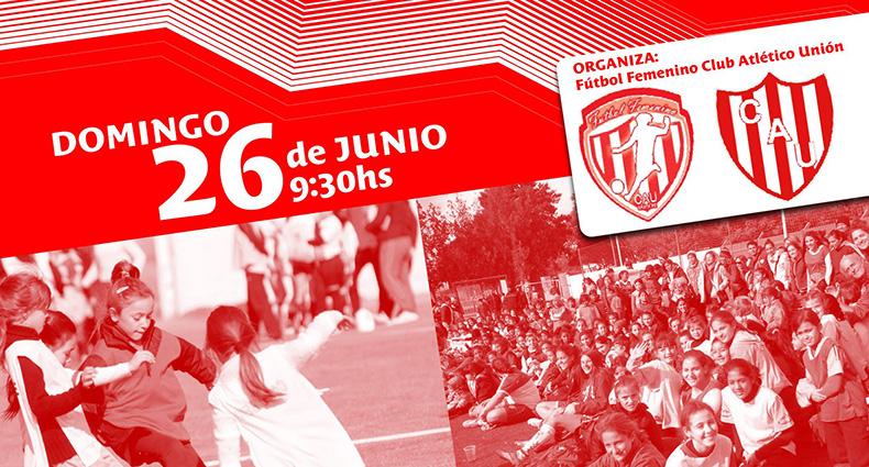 Se viene el Encuentro de Escuelas de Fútbol Femenino