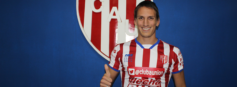 Federico Anselmo, jugador de Unión