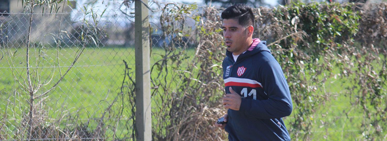 Diego Godoy se sumó a Unión