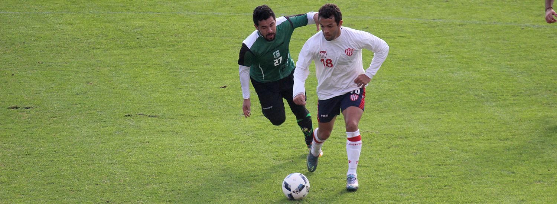 Sumó fútbol ante Sp. Belgrano (SF)