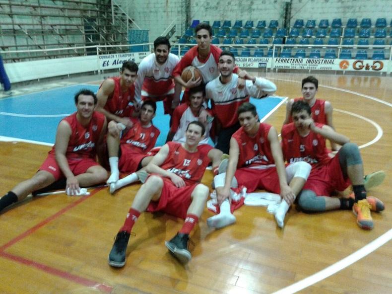 U19 campeon basquet