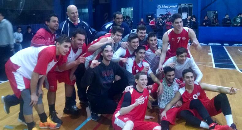 Básquet U19: Unión campeón