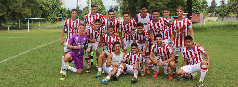 Gran victoria de la reserva en Tucumán