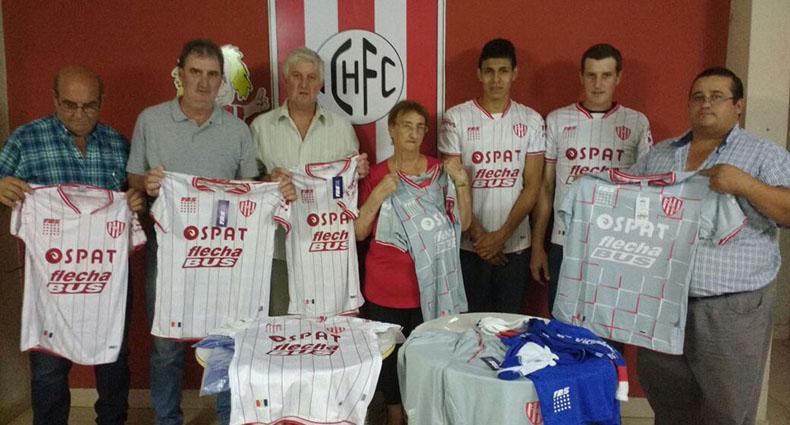 En honor al Indiecito Solari: Ingeniero Chanourdie FC lucirá indumentaria Tatengue