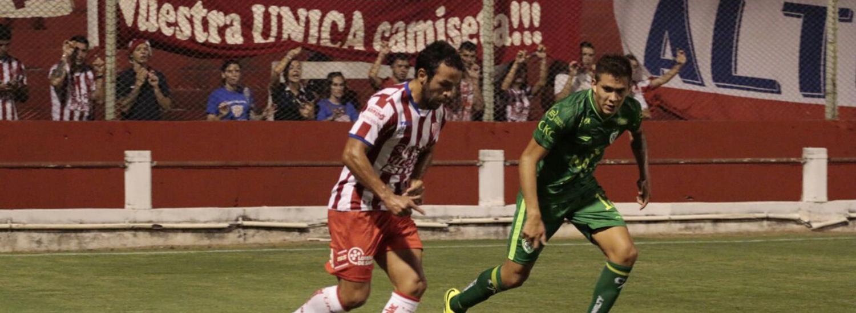 Igualdad en el segundo juego ante Sarmiento