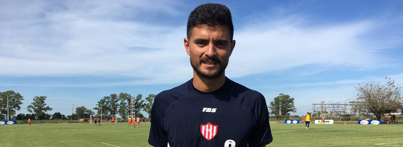 Rodrigo Erramuspe se sumó a Unión