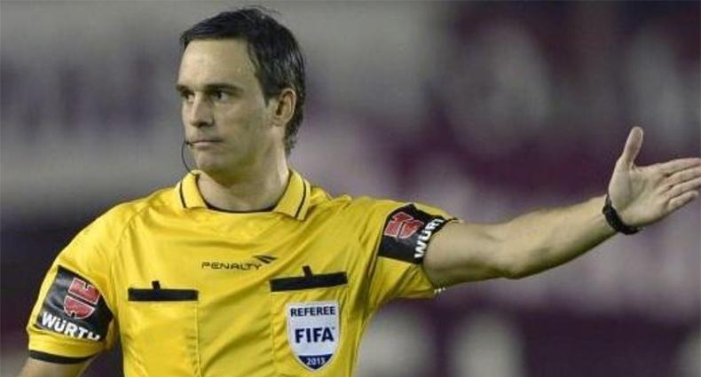 Patricio Loustau será el árbitro del clásico