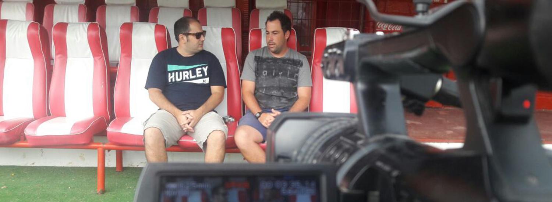Juan Pablo Pumpido en La Vida Color De Unión TV