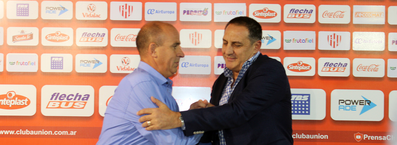 Pablo Marini asumió como DT