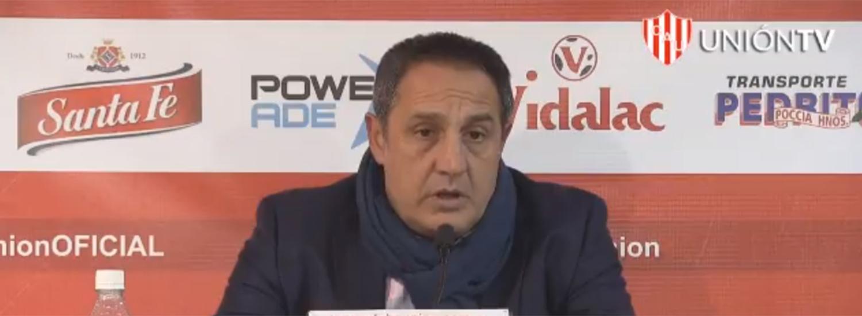 La palabra de Marini previo a Independiente