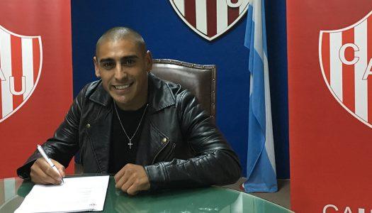 Diego Zabala es la segunda incorporación rojiblanca