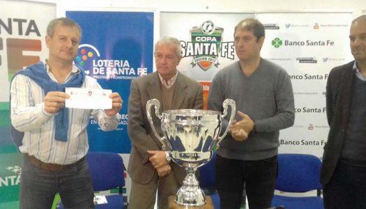 Copa Santa Fe: Cruce definido ante Rosario Central