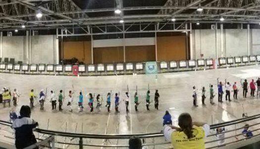 Arquería: tres medallas en la Final Nacional Indoor