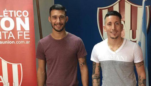 Martínez y Vitale son nuevos jugadores tatengues