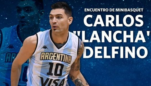 Se viene el Encuentro de Minibásquet «Carlos 'Lancha' Delfino»