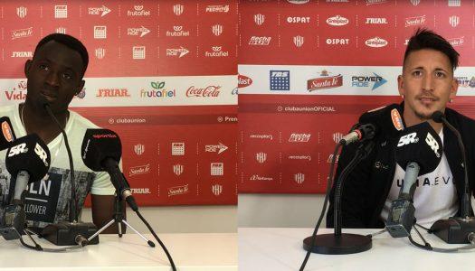 Gómez Andrade y Martínez previo a Godoy Cruz